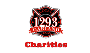 Garland Firfighters Association Local 1249 Charities